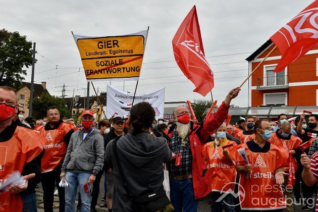 Streik Augsburg 006