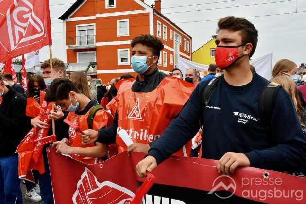 Streik Augsburg 014