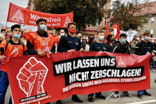 Streik Augsburg 018
