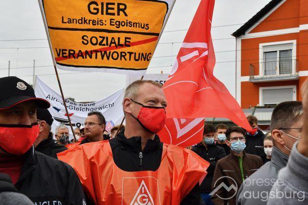 Streik Augsburg 021