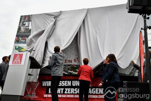 Streik Augsburg 026