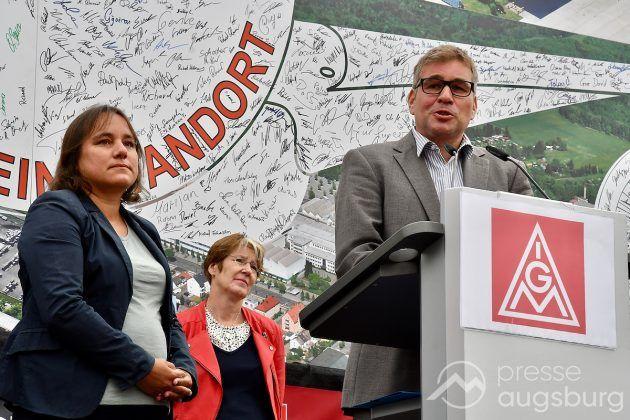 Streik Augsburg 035