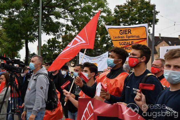 Streik Augsburg 037