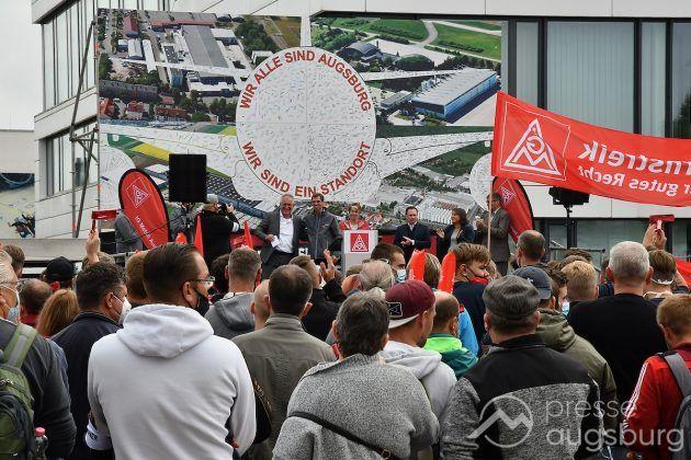 Streik Augsburg 045