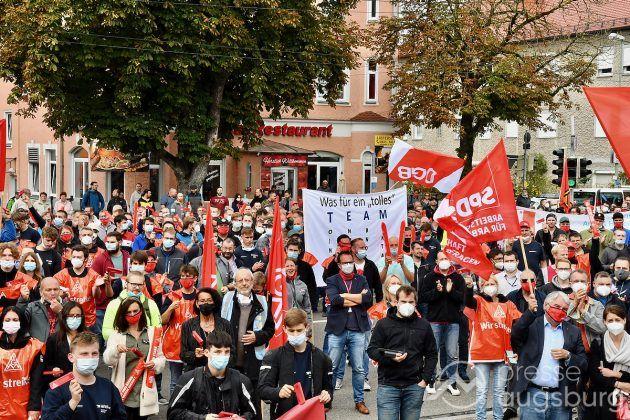 Streik Augsburg 049