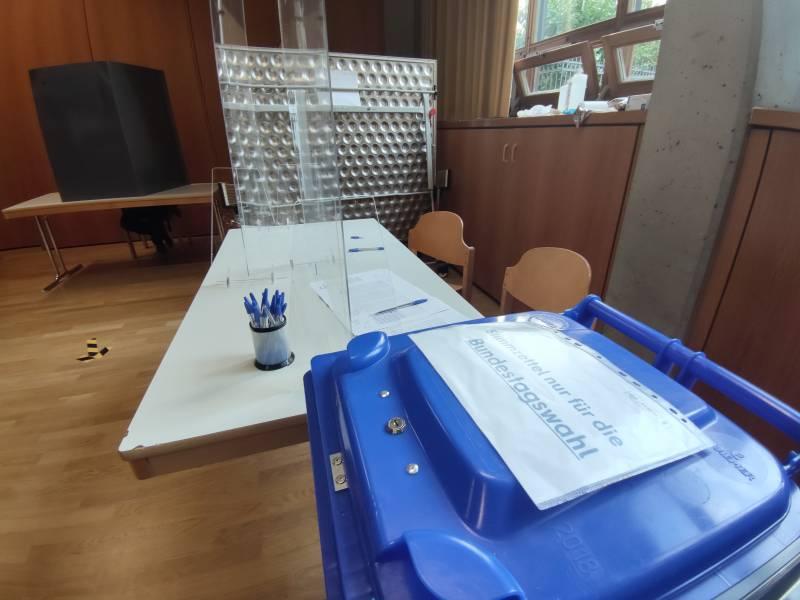 Vorlaeufiges Ergebnis Spd Holt Zehn Bundestagssitze Mehr Als Union