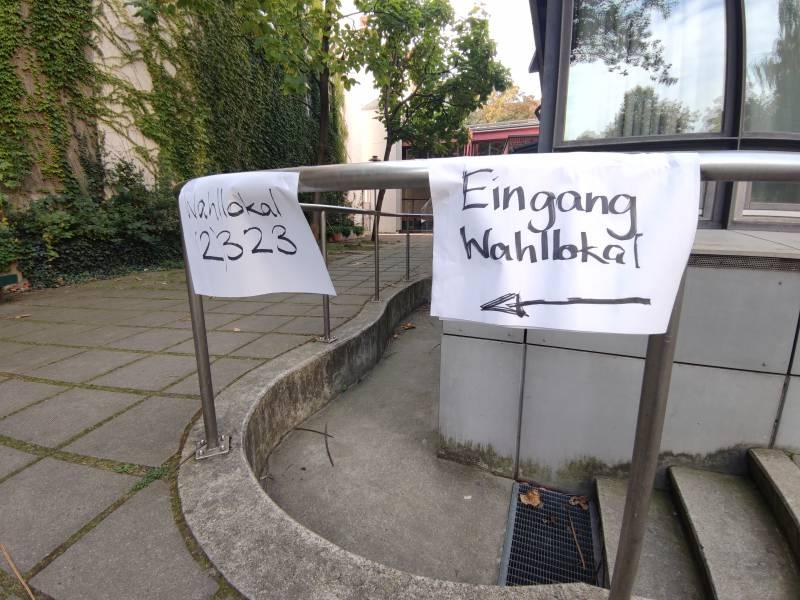 Wahl Chaos In Berlin Alarmiert Bundeswahlleiter